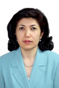 Хамрабаева Зухра Мамаджановна